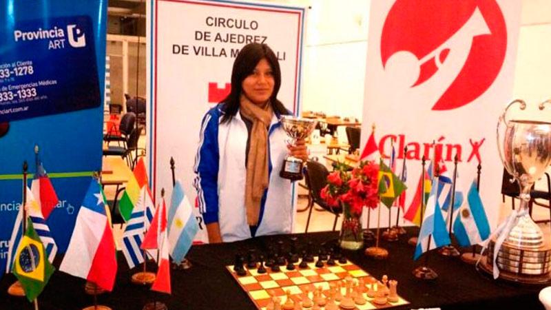 continental de ajedrez