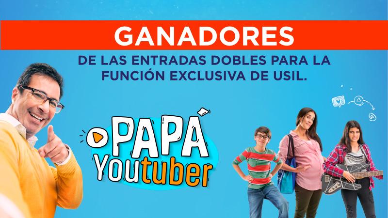 papá youtuber