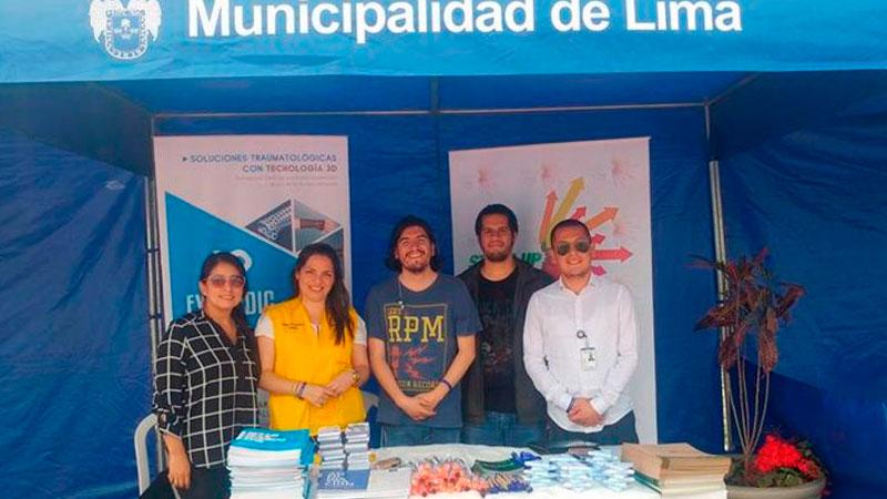 Semana del Emprendimiento en La Municipalidad de Lima