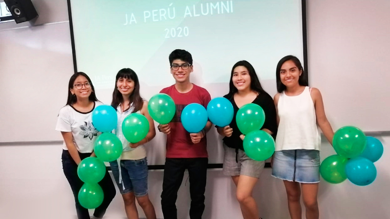 JA Perú Alumni