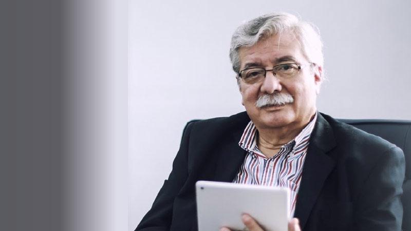 Hernán Talledo publicó en revistas científicas