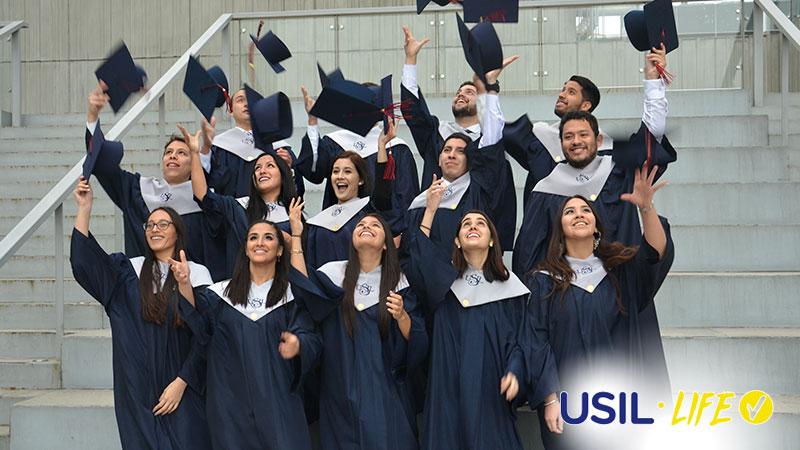 graduación pregrado USIL