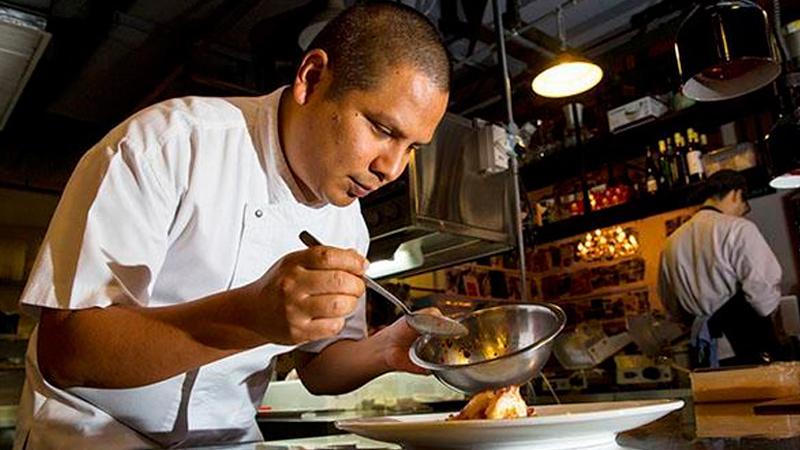Chef Daniel Chavez, Emprendedor del Año